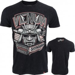 ФУТБОЛКА VENUM SHOGUN SUPREMACY T-SHIRT BLACK