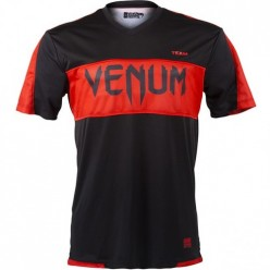 Футболка Venum Competitor Dry Tech - Red Devil