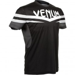 Футболка Venum Sharp Dry Tech T-shirt - Black