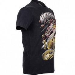 Футболка Venum Lyoto Machida Tatsu King T-shirt Black