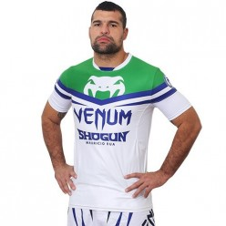 Футболка Venum Shogun UFC Editon Dry Tech T-shirt Ice - green