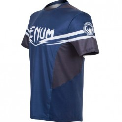 Футболка Venum Sharp 2.0 Dry Tech T-shirt Blue Grey