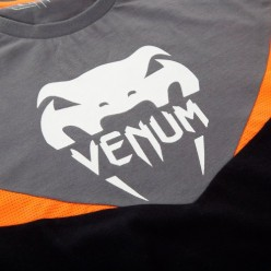Футболка Venum Shockwave 3 T-Shirt -Black Orange