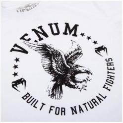 Футболка Venum Fighter Eagle белая