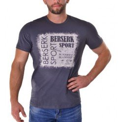 Футболка BERSERK SPORT DAILY dark grey