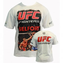 Футболка BERSERK UFC FIGHTERS BELFORT white