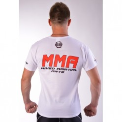 Футболка BERSERK UFC FIGHTERS MACHIDA white