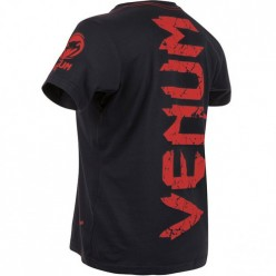 ФУТБОЛКА VENUM GIANT T-SHIRT RED