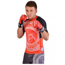 Перчатки FULL for Pankration approved WPC 7 oz red