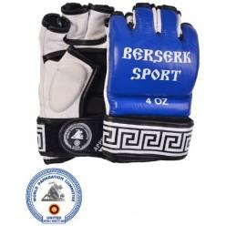 Перчатки BERSERK TRADITIONAL for Pankration approved WPC 4 oz blue