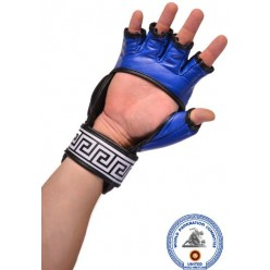 Перчатки BERSERK FULL for Pankration approved WPC 7 oz blue