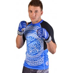 Перчатки BERSERK TRADITIONAL for Pankration approved WPC 4 oz blue