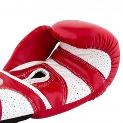 Боксерські рукавиці PowerPlay 3019 Червоні 14 унцій