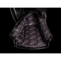 Боксерські рукавиці PowerPlay 3016 Чорно-Білі 12 унцій