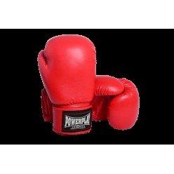 Боксерські рукавиці PowerPlay 3004 Червоні 14 унцій