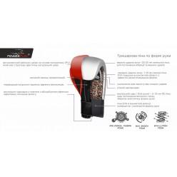 Боксерські рукавиці PowerPlay 3016 Чорно-Зелені 12 унцій