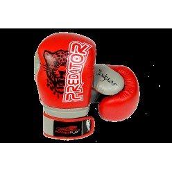 Боксерські рукавиці PowerPlay 3008 Червоні 14 унцій