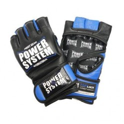 Перчатки для ММА Power System PS 5010 Katame Evo Black/Blue S/M