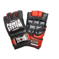 Перчатки для ММА Power System PS 5010 Katame Evo Black/Red S/M