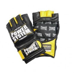 Перчатки для ММА Power System PS 5010 Katame Evo Black/Yellow S/M