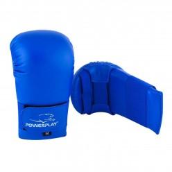 Рукавички для карате PowerPlay 3027 Сині M