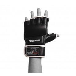 Рукавички для MMA PowerPlay 3056 Чорні S