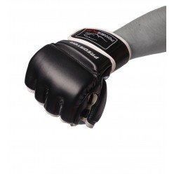 Рукавички для MMA PowerPlay 3056 Чорні L