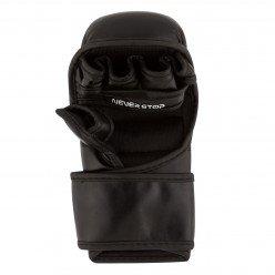 Рукавички для MMA PowerPlay 3026 Чорні L