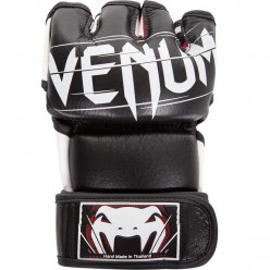 Перчатки Venum Undisputed 2.0 MMA Gloves - Nappa Leather - Black
