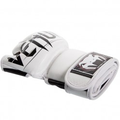 Перчатки Venum Undisputed 2.0 MMA Gloves - Nappa Leather - White