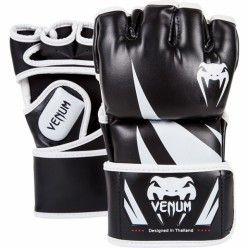 ПЕРЧАТКИ VENUM CHALLENGER MMA GLOVES - BLACK