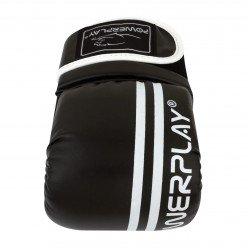 Снарядні рукавички PowerPlay 3025 Чорно-Білі XL