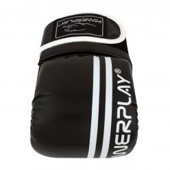 Снарядні рукавички PowerPlay 3025 Чорно-Білі L