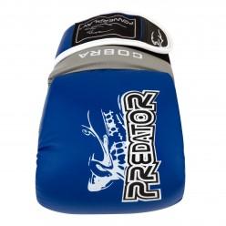 Снарядні рукавички PowerPlay 3038 Синьо-сірі L