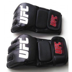 Перчатки UFC MMA Gloves Black