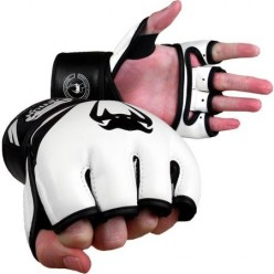 ПЕРЧАТКИ VENUM ATTACK MMA GLOVES - SKINTEX LEATHER