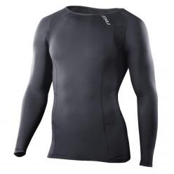 Мужская компрессионная футболка с длинным рукавом 2XU