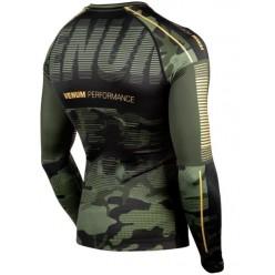 Рашгард Venum Tactical Forest Camo/Black