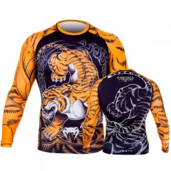 Рашгард Venum Tiger Rash Guard
