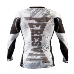Рашгард Peresvit Immortal Silver Force Rashguard Long Sleeve Snowstorm