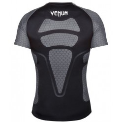 Рашгард Venum Absolute black grey