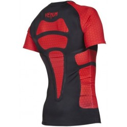Рашгард Venum Absolute black red
