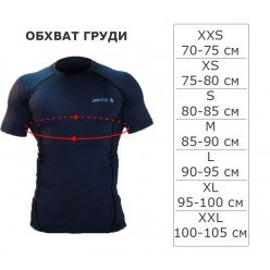 Рашгард ARTIX Red Black