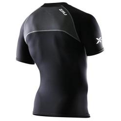 Элитная компрессионная футболка 2XU с коротким рукавом