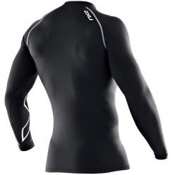 Мужская компрессионная футболка 2XU с длинным рукавом