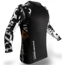 РАШГАРД PUNCHTOWN APOCALYPSE RASH GUARD LONG SLEEVE