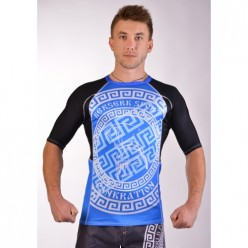 Рашгард for pankration BERSERK APPROWED WPC blue