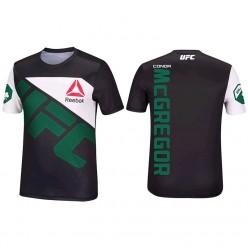 Компрессионная футболка Reebok UFC Conor McGregor
