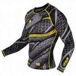Рашгард Venum Snaker Rashguard Long Sleeves