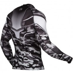 Рашгард Venum Camo Hero - White\black